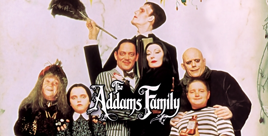 Addams Family game