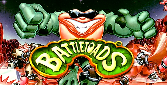 Battletoads Game game