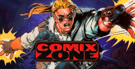 Comix Zone game