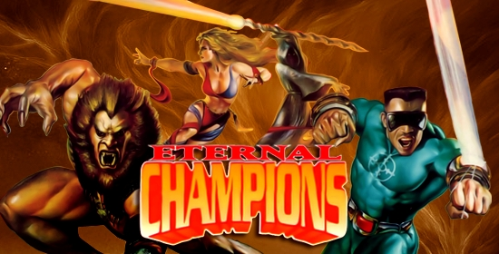 Eternal Champions game