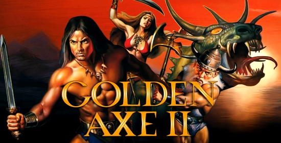 Golden Axe 2 game
