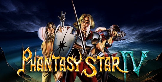 Phantasy Star 4 - The End of The Millenium game