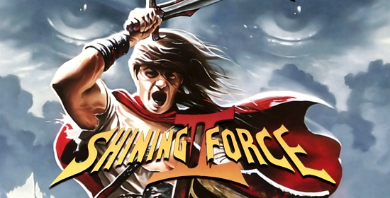 Shining Force 2 game