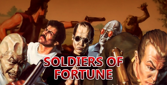 Soldiers of Fortune game