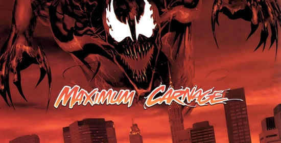 Spider-Man & Venom: Maximum Carnage game