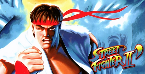 Street Fighter 2 Plus Champion Edition game