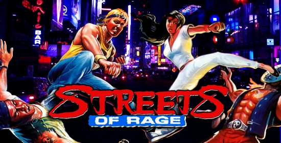 Streets of Rage game