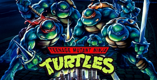 Teenage Mutant Hero Turtles - The Hyperstone Heist game