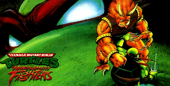 Teenage Mutant Ninja Turtles: Tournament Fighters game