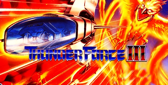 Thunder Force 3 game