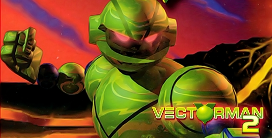 Vectorman 2 game