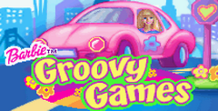 Barbie Software - Groovy Games