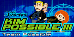 Disney's Kim Possible 3: Team Possible