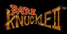Bare Knuckle 2