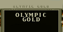 Olympic Gold - Barcelona 92