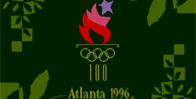 Olympic Summer Games Atlanta 96