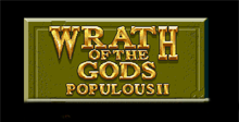 Populous 2 - Wrath of the Gods