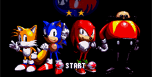 Sonic Special Stages