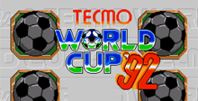 Tecmo World Cup 92