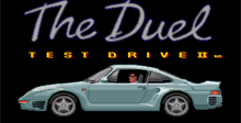 Test Drive 2 - The Duel