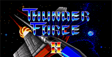 Thunder Force 2 MD