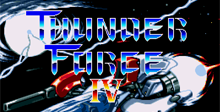 Thunder Force 4