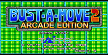 Bust-A-Move 2: Arcade Edition Download (1996 Puzzle Game)