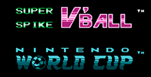 2-in-1 Super Spike V'Ball/Nintendo World Cup