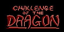 Challenge of the Dragon