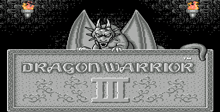 Dragon Warrior 3