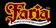 Faria: A World of Mystery and Danger