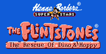 The Flintstones: Rescue of Dino and Hoppy
