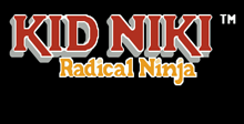 Kid Niki: Radical Ninja