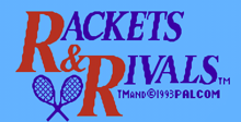 Rackets and Rivals