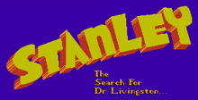 Stanley - The Search for Dr. Livingston