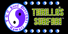 Town & Country II: Thrilla's Surfari