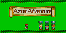 Aztec Adventure - The Golden Road to Paradise