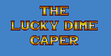 The Lucky Dime Caper - Starring Donald Duck