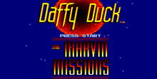 Daffy Duck The Marvin Missions