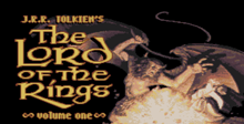 The Lord of the Rings Volume 1