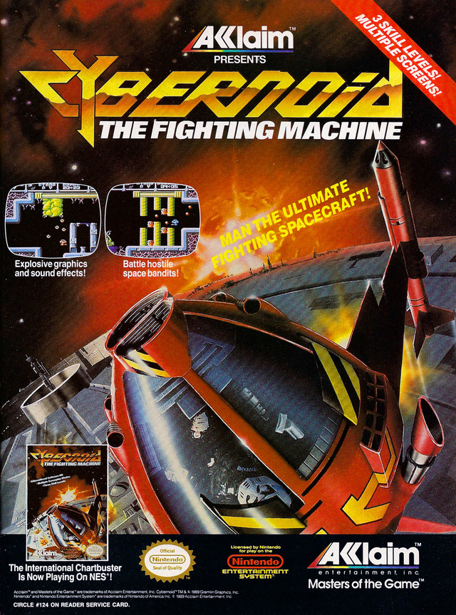 Cybernoid The Fighting Machine Download Game Gamefabrique