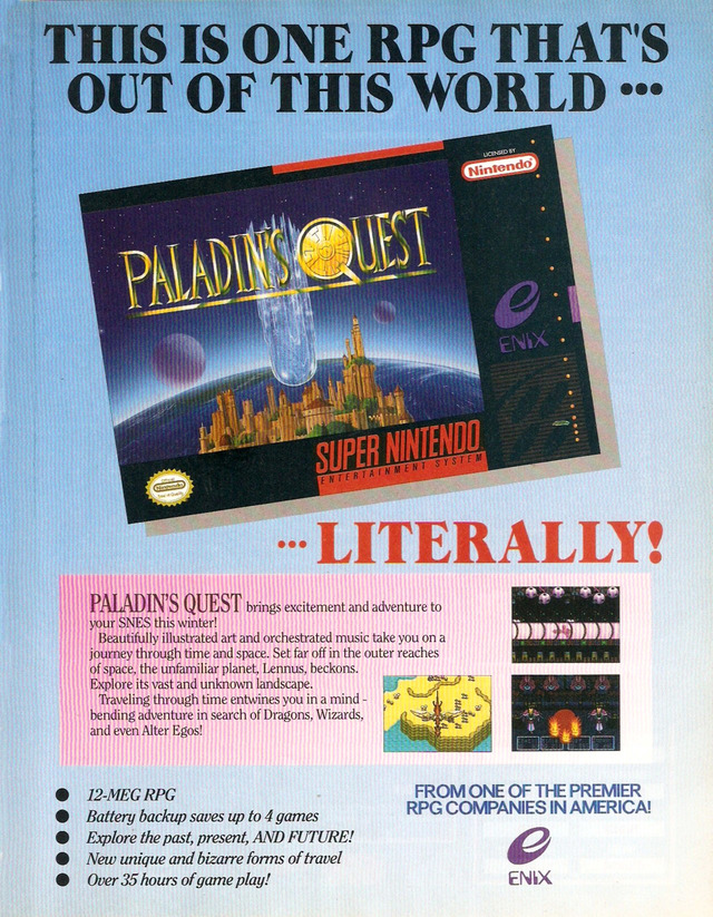 paladin u0026 39 s quest download game