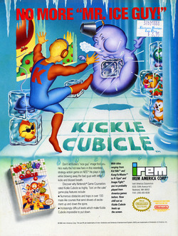 Kickle Cubicle