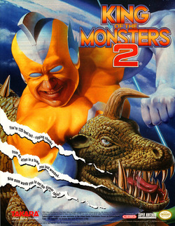 King of the Monsters 2