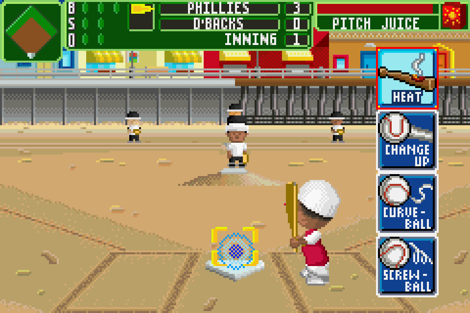 Backyard Baseball 2006 Gamefabrique