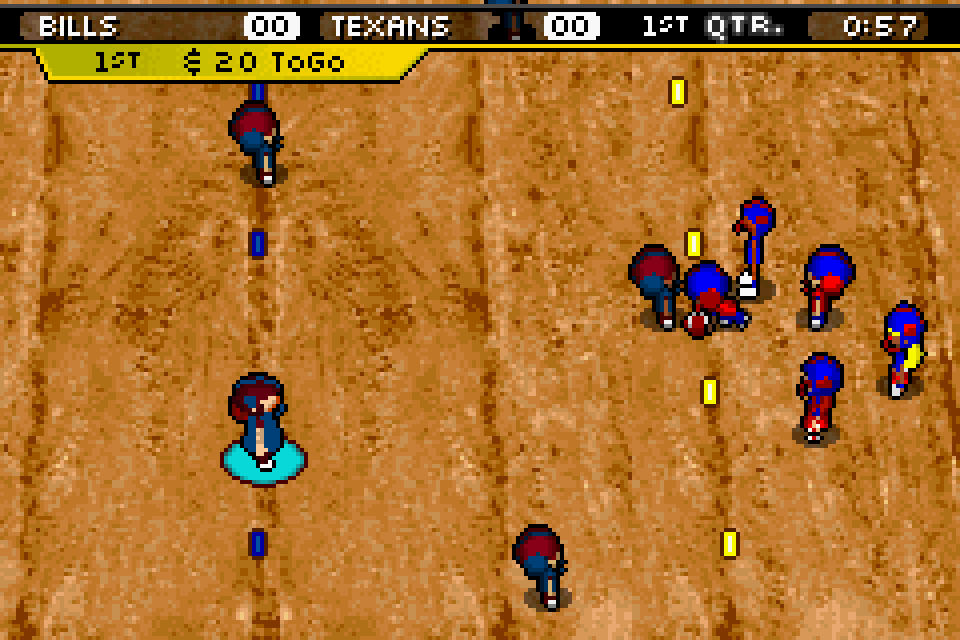 Backyard Football Gba 28 Images Backyard Football