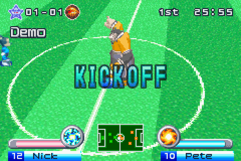 Download Game Disney Sports Soccer Gba