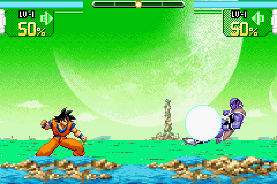 Dragon Ball Z Supersonic Warriors Download Game Gamefabrique