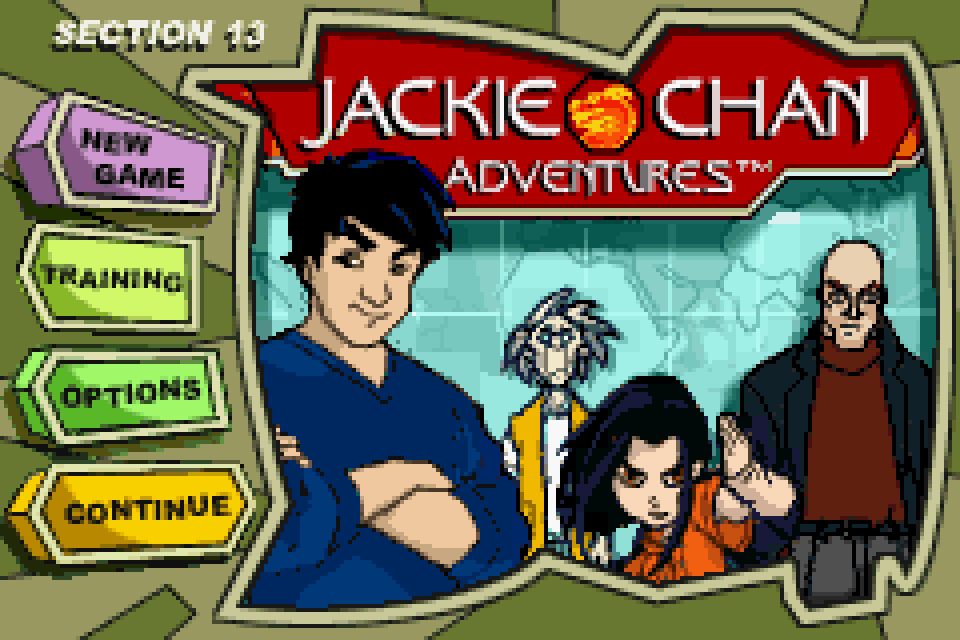 Jackie Chan Adventures: Legend of the Dark Hand Download ...