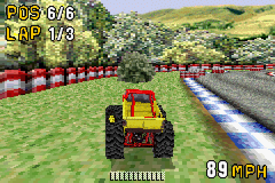 Monster Truck Madness on 3d Truck Games